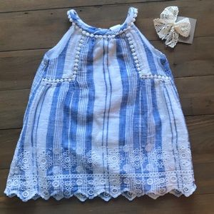 Striped Dress baby Gap